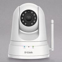 D-Link DCS5030L White HD Pan & Tilt Wi-Fi Camera