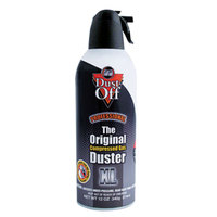 Falcon Safety DPSXL12 Dust-Off 12 oz. Compressed Gas Duster
