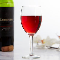 Libbey 8464 Citation 8 oz. Wine Glass - 24/Case