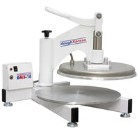 DoughXpress DMS-18 Manual Pizza Dough Press