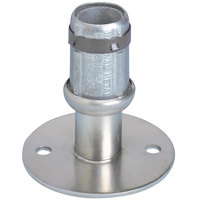 Metro 3 1/2 inch Stainless Steel Foot Plate