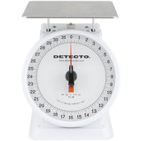 Cardinal Detecto PT-2R Top Loading Rotating Dial Scale