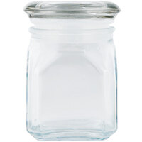 Anchor Hocking 85858 4 oz. Emma Spice Jar with Lid - 6 / Case