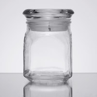 Anchor Hocking 85858 Emma 4 oz. Spice Jar with Lid   - 6/Case