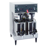Bunn 20900.0010 Dual Brewer with Portable Servers & 3 Settings - 120/208V, 5990W