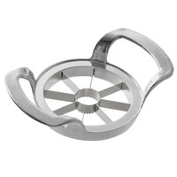Choice 8-Section Standard Duty Apple Corer / Slicer with Handles