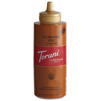 Torani 12 fl. oz. (16.5 oz.) Puremade Pumpkin Pie Flavoring Sauce
