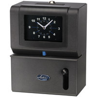Lathem 2121 Charcoal Heavy-Duty Manual Time Clock