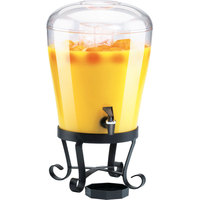 Cal-Mil 1610 3 Gallon Classic Beverage Dispenser with Ice Chamber