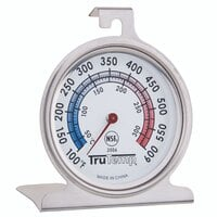 Taylor 3506 2 1/2 inch Dial Oven Thermometer