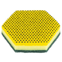 Scotch-Brite™ Scour Pad 96HEX-FL   - 4/Pack