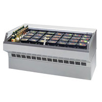 Federal SQ-8CDSS 96 inch Market Series Self-Serve Refrigerated Deli Case
