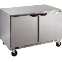 Beverage-Air UCR48A 48 inch Undercounter Refrigerator