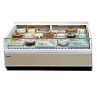 Federal SN-8CD-SS 96 inch Series '90 Self-Serve Refrigerated Bakery / Deli Case