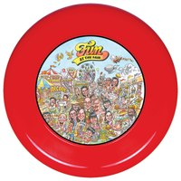 9 inch Kid's Fun at the Fair Plate / Flyer   - 200/Case