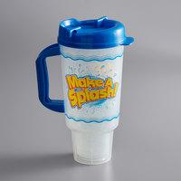 32 oz. Make a Splash Souvenir Cup with Handle and Lid - 32/Case
