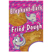 12 inch x 16 inch Window Cling with Elephant Ears Design
