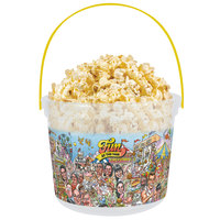 48 oz. Plastic Concession Bucket with Fun at the Fair Design and Handle - 160/Case