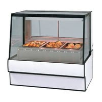 Federal SG5948HD 59 inch Full-Service High-Volume Heated Deli Display Case - 120/208-240V