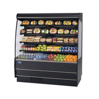 Federal NSSM678 71 inch High Profile Non-Refrigerated Display Case - 78 inch High