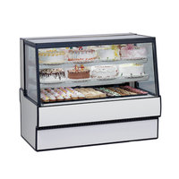 Federal Industries SGD7742 77 inch Low Full Service Dry Bakery Display Case