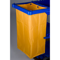 Lavex Janitorial Replacement Vinyl Bag for Janitor Cart