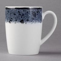 Schonwald 9015630-63076 Shabby Chic 10 oz. Stone Porcelain Mug with Handle - 6/Case