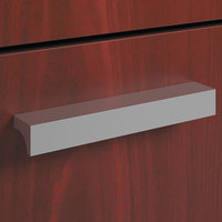 HON HBLPCONTEMP Contemporary Pull Handle for BL Series - 4 3/4 inch x 3/4 inch x 3/4 inch - 2/Pack