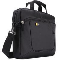 Case Logic 3201576 14 5/8 inch x 2 7/8 inch x 11 1/2 inch Black Polyester Slim Laptop / Tablet Case