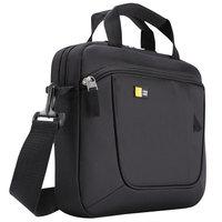 Case Logic 3201574 12 7/8 inch x 2 3/8 inch x 9 7/8 inch Black Polyester Slim Laptop / Tablet Case