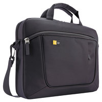 Case Logic 3201630 16 1/2 inch x 3 1/4 inch x 12 7/8 inch Dark Gray Polyester Slim Laptop / Tablet Case