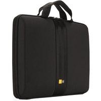Case Logic 3201246 14 1/4 inch x 11 inch x 1 7/8 inch Black Laptop Sleeve for 13 inch Chromebook