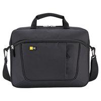 Case Logic 3201629 16 1/2 inch x 3 1/4 inch x 12 7/8 inch Black Polyester Slim Laptop / Tablet Case