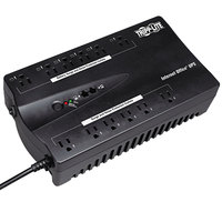 Tripp Lite INTERNET900U Internet Office Series 480W Black 12 Outlet UPS Surge Protector, 420 Joules