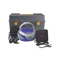 Amplivox SL1070 Personal 6 Station Listening Center