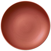 Villeroy & Boch 16-4070-3867 Copper Glow 20.25 oz. Copper Premium Porcelain Deep Bowl - 6/Case