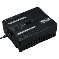 Tripp Lite ECO350UPS ECO Series 180W 6 Outlet UPS Surge Protector, 420 Joules