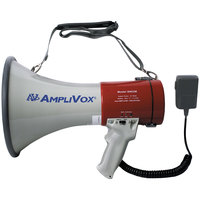 Amplivox S602MR Mity-Meg Rechargeable Megaphone with Microphone - 25W