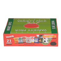 Martin's 21 Count Variety Snack Pack - 3/Case