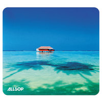 Allsop 31625 NatureSmart 8 1/2 inch x 8 inch Tropical Maldive Mouse Pad
