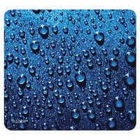 Allsop 30182 NatureSmart 8 1/2 inch x 8 inch Raindrops Design Mouse Pad