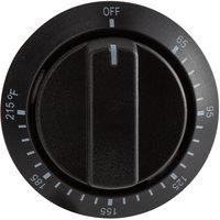 Avantco PHDSKNOB Temperature Adjustment Knob for HDS-175