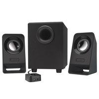 Logitech 980000941 Z213 Black Speaker System