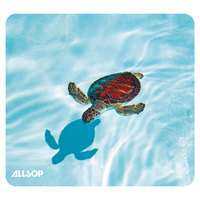 Allsop 31425 NatureSmart 8 1/2 inch x 8 inch Turtle Design Mouse Pad