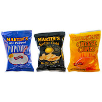 Martin's 38 Count Big Box Mixed Variety Snack Pack