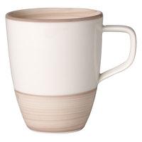 Villeroy & Boch 10-4862-9651 Artesano Nature 12.75 oz. Beige Premium Porcelain Mug - 6/Case