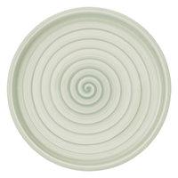 Villeroy & Boch 10-4860-2640 Artesano Nature 8 1/2 inch Vert Premium Porcelain Salad Plate - 6/Case