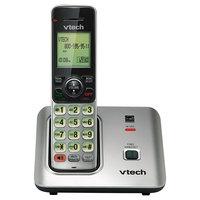 Vtech CS6619 Black / Silver Cordless Phone System