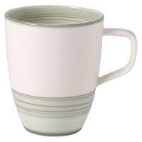 Villeroy & Boch 10-4860-9651 Artesano Nature 12.75 oz. Vert Premium Porcelain Mug - 6/Case