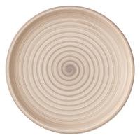 Villeroy & Boch 10-4862-2640 Artesano Nature 8 1/2 inch Beige Premium Porcelain Salad Plate - 6/Case